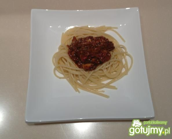 Makarone pomidoro ala Kristofe