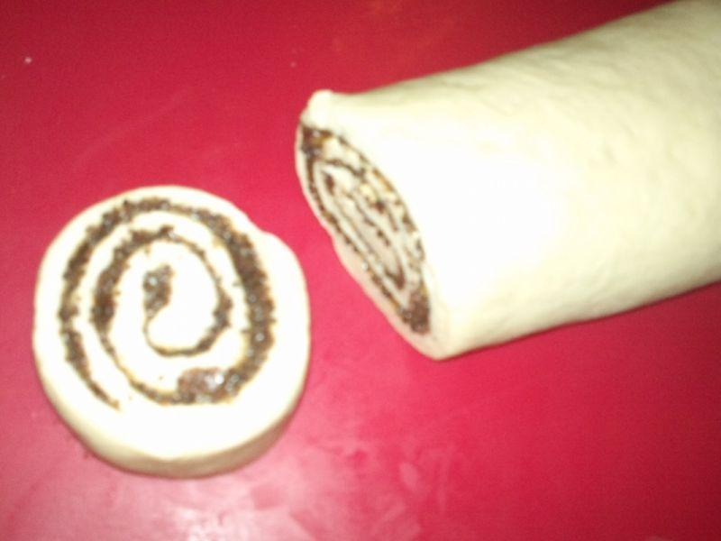 Makowe ślimaczki