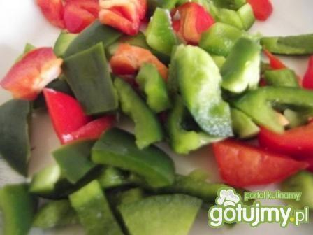 Marokańska sałatka pomidorowa