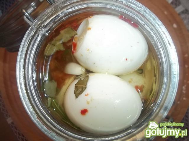 Marynowane jajka