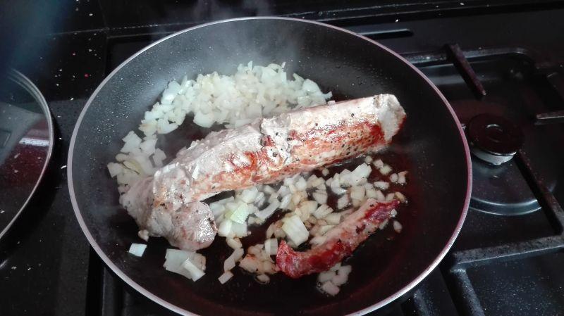 Marynowane polędwiczki wieprzowe