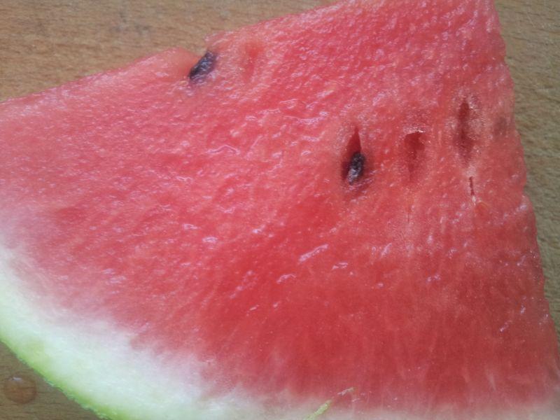 Maślanka z melonem i arbuzem