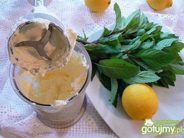 Masło miętowe