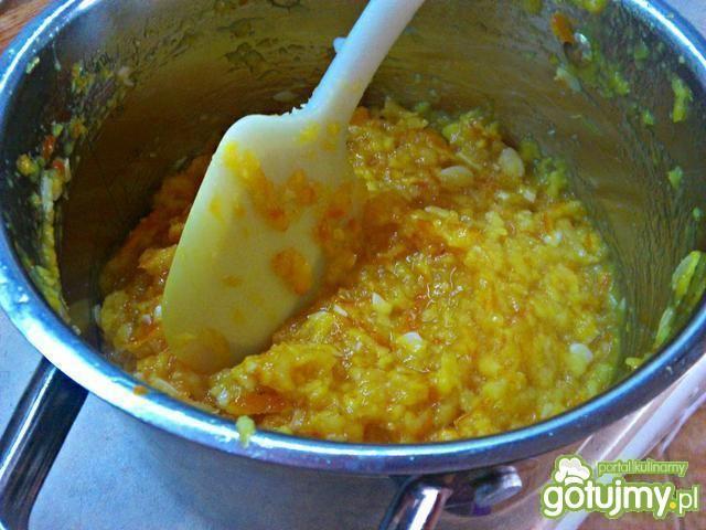 Mazurek pomarańczowo cytrynowy