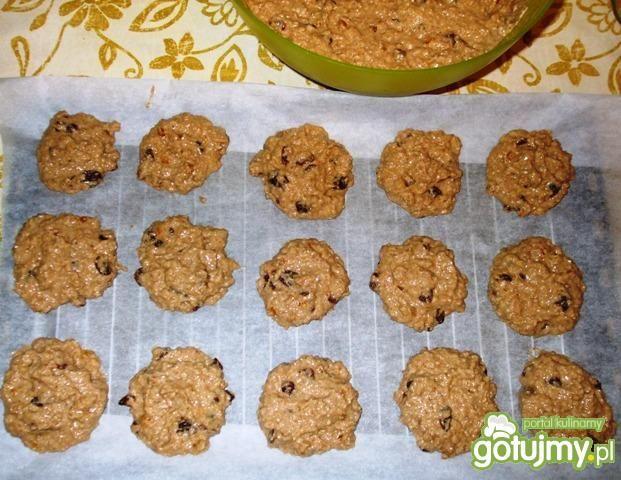 Mięciutkie i pulchne ciasteczka owsiane