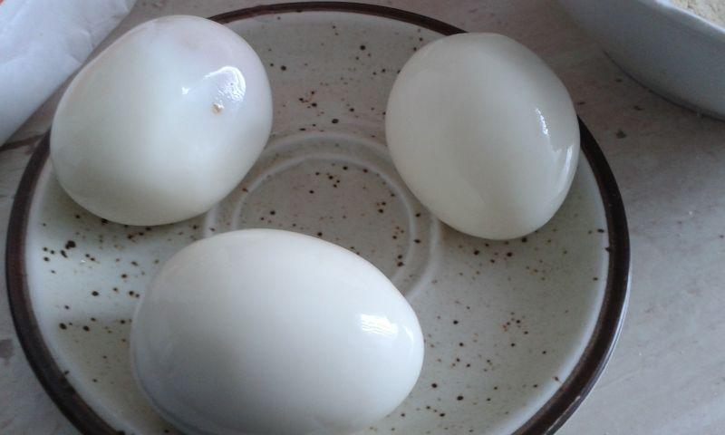 Mielone z jajkiem