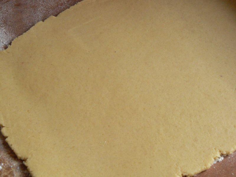 Migdałowo cytrynowe ciasteczka jajeczka