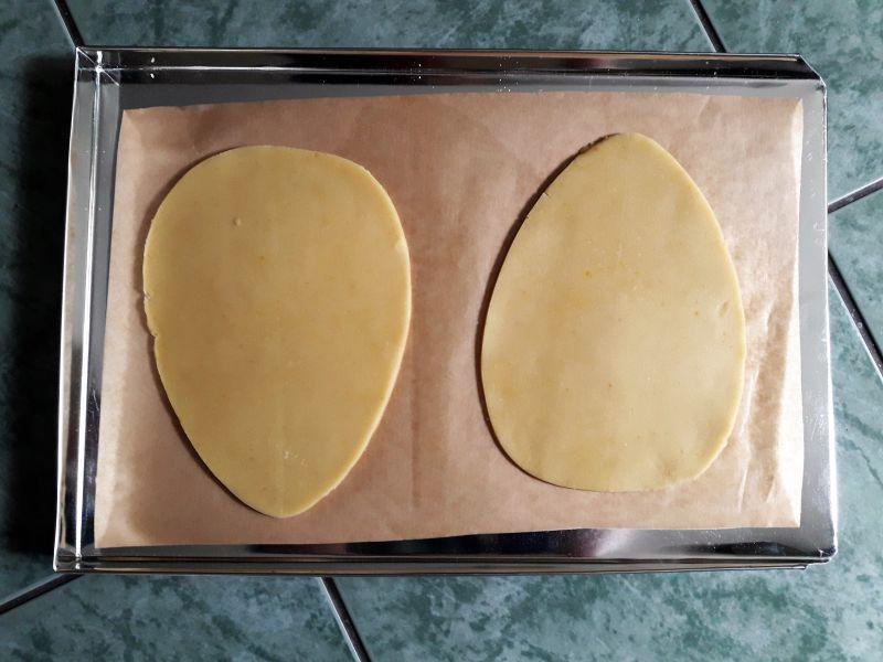 Mini mazurki kajmakowe