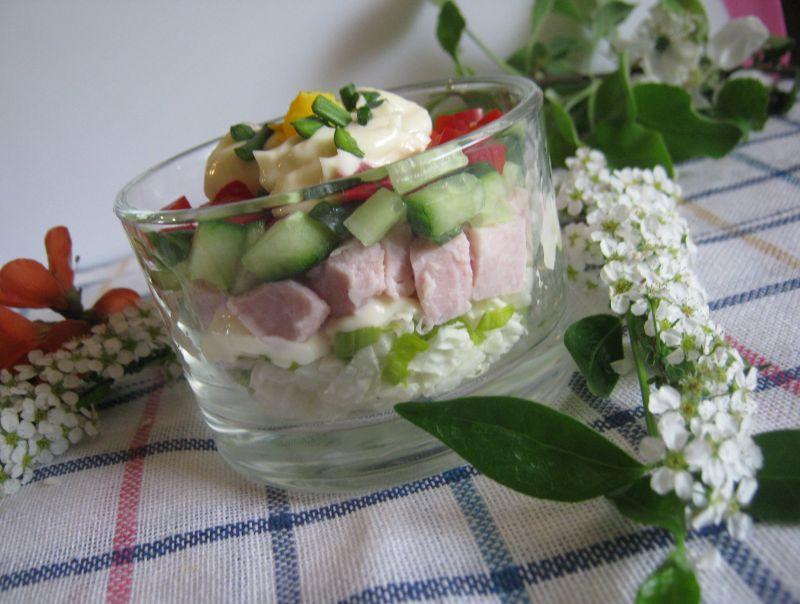 Mini sałatka