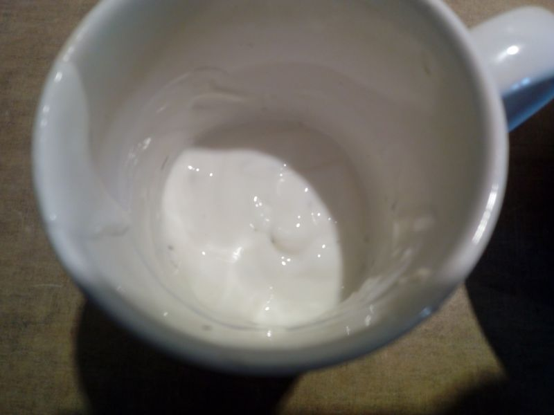 Mizeria jogurtowa