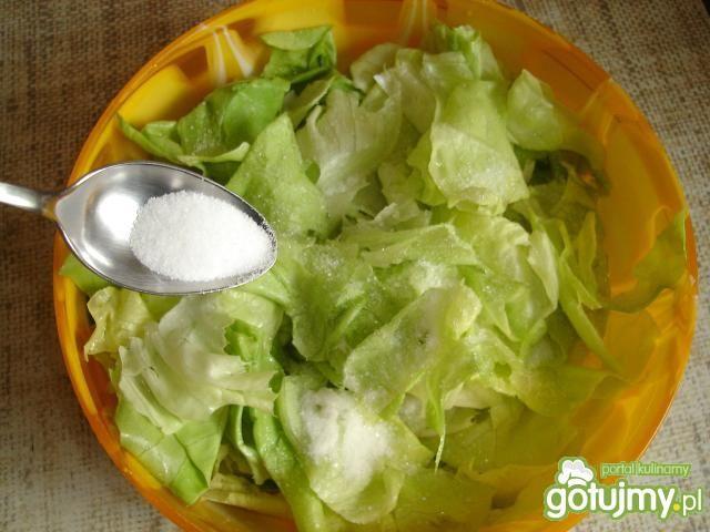 Moja sałata