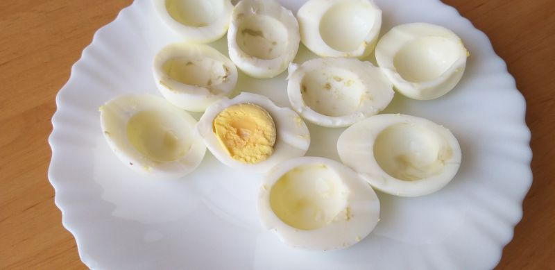 Moje wielkanocne jajka