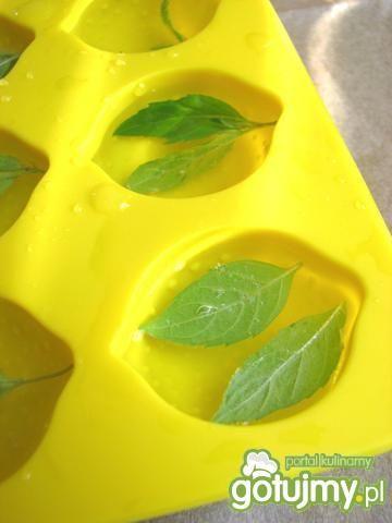 Mrożona herbatka brzoskwinia z cytryną