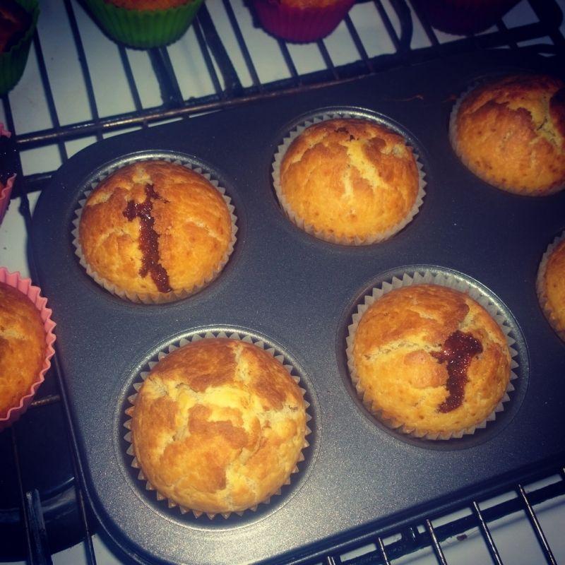 Muffinki z truflową niespodzianką