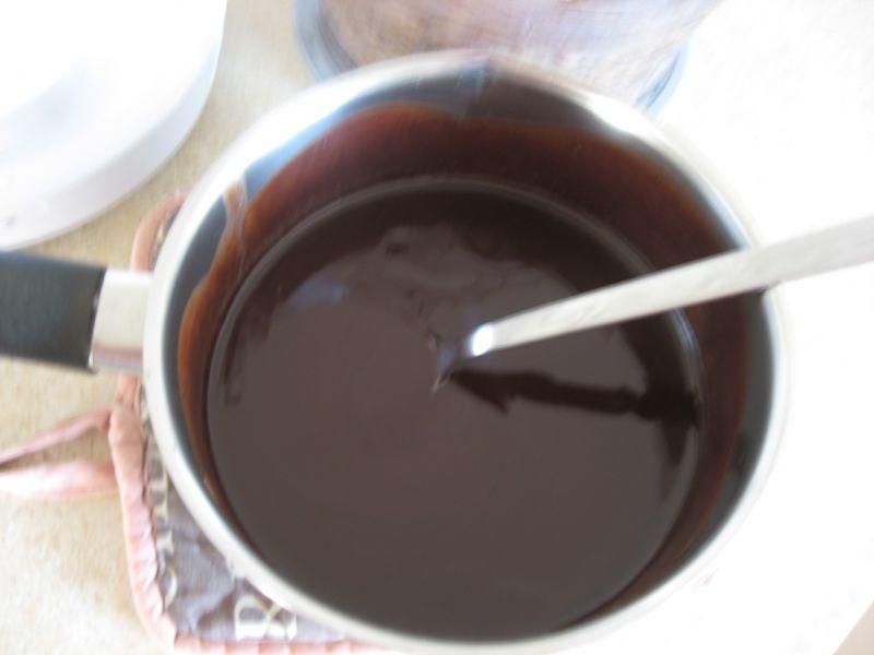 Muffiny śliwkowo - czekoladowe