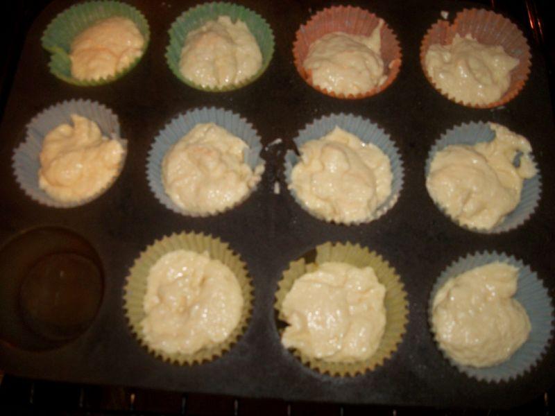Muffiny z serka wg Zub3ra
