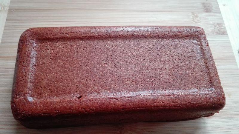 Murzynek z czerwonej fasoli