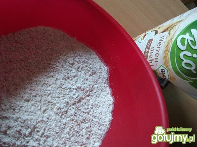 Naleśniki pszenne pełnoziarniste