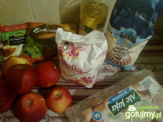 naleśniki z jabłkami i rodzynkami 3