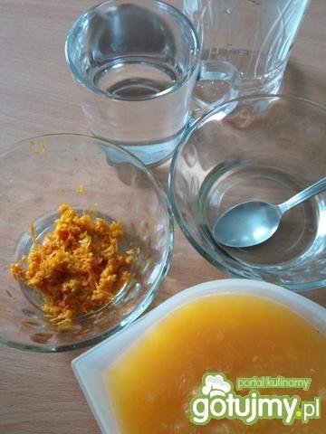 Nalewka pomarańczowa wg Alex