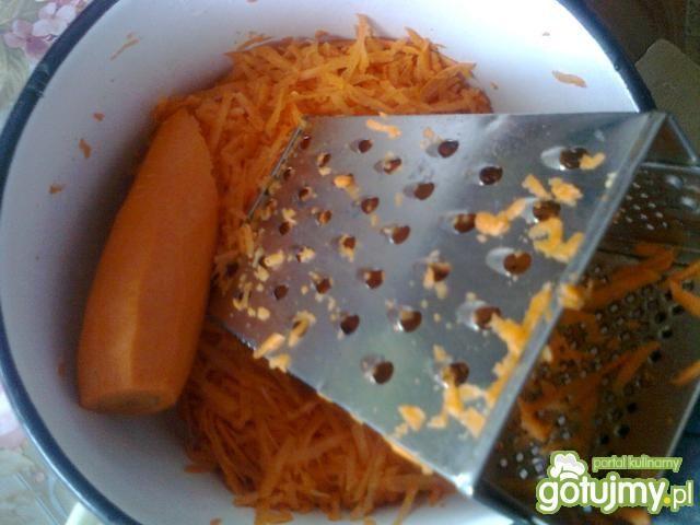 Obiadowa marchewka z groszkiem