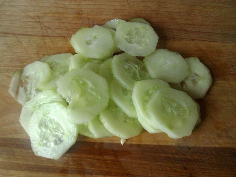 Obiadowe warzywa z koperkiem