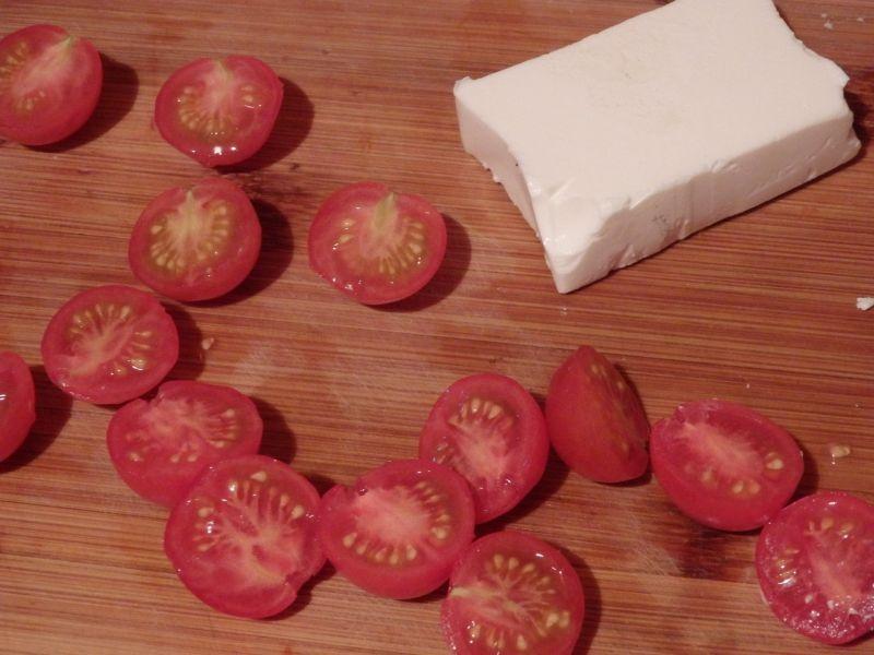 Omlet z bokułem