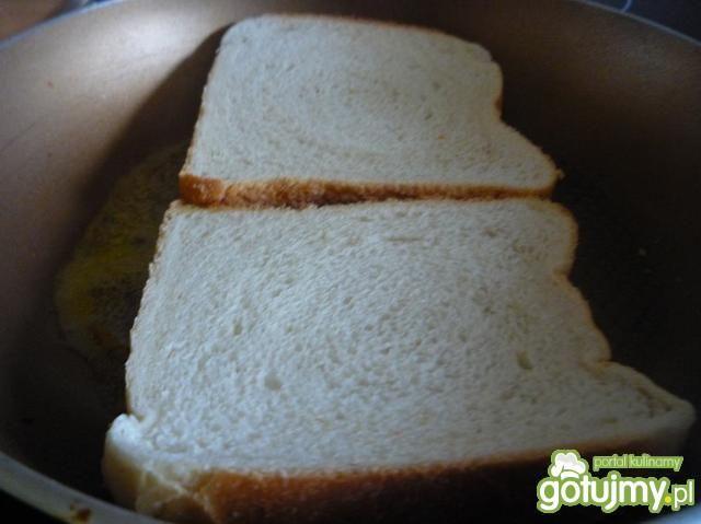 Ostra kanapka po tajsku
