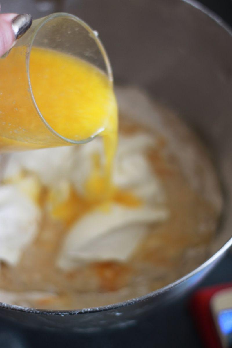 Pączki z serem