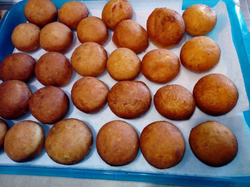 Pączki ziemniaczane