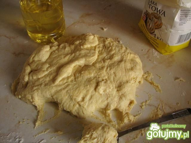 Pączuszki z ciasta serowego