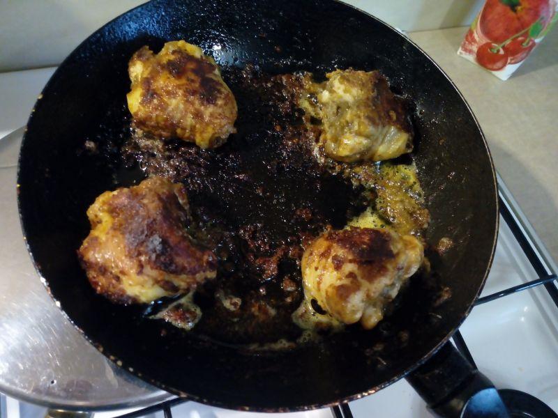 Pałki z kurczaka faszerowane soczewicą