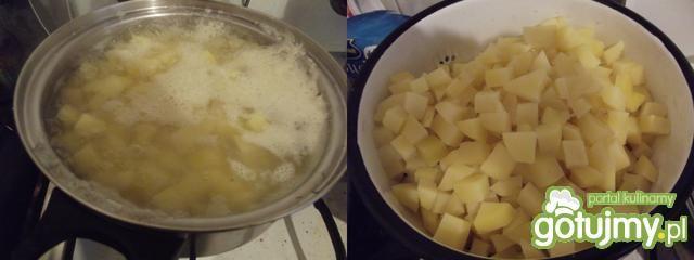 Paprikás krumpli - Paprykarz z kartofli