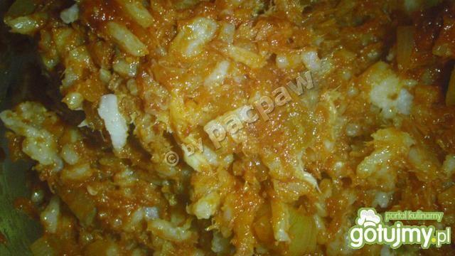 Paprykarz ryżowy błyskawiczny