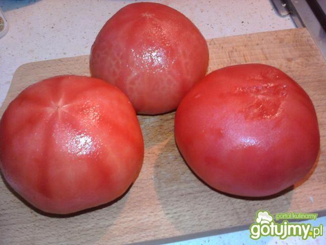 Papryki pomidorowe z ryżem