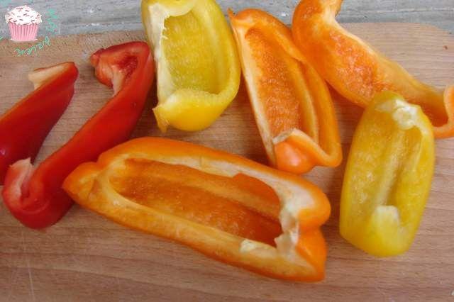 Paprykowa pasta lub ketchup