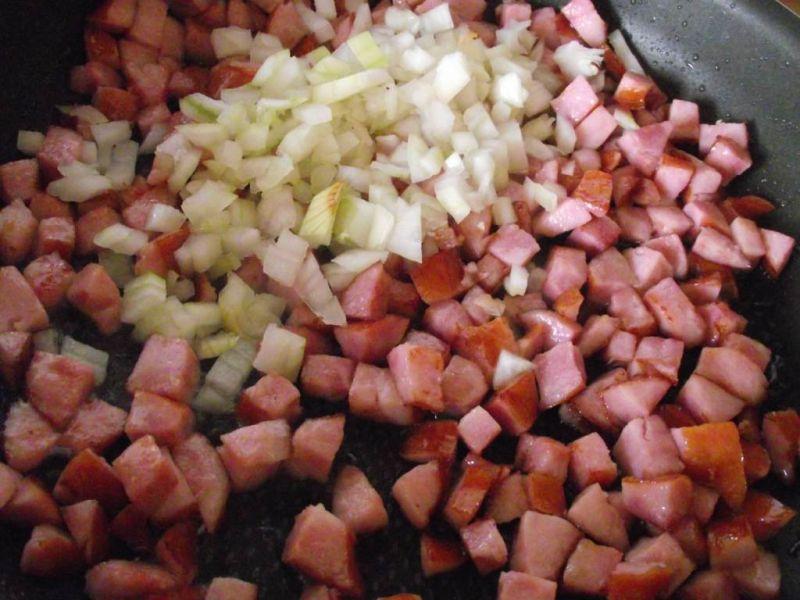 Paprykowo pomidorowe leczo na ostro