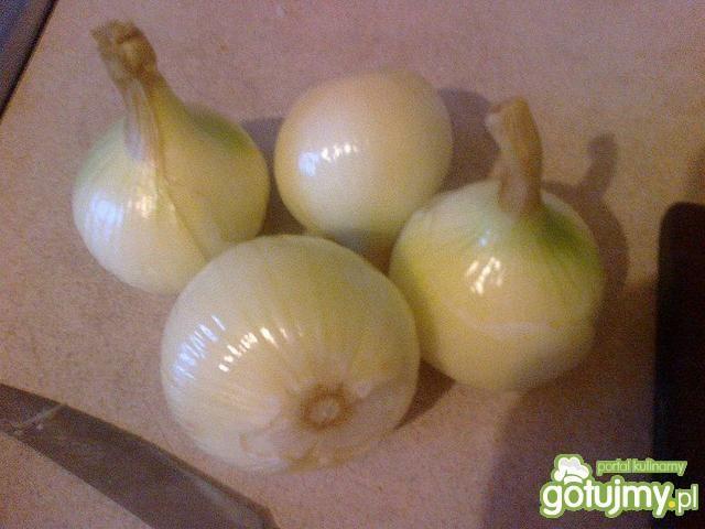 pasta cebulowo-jajeczna wg Smakowitej
