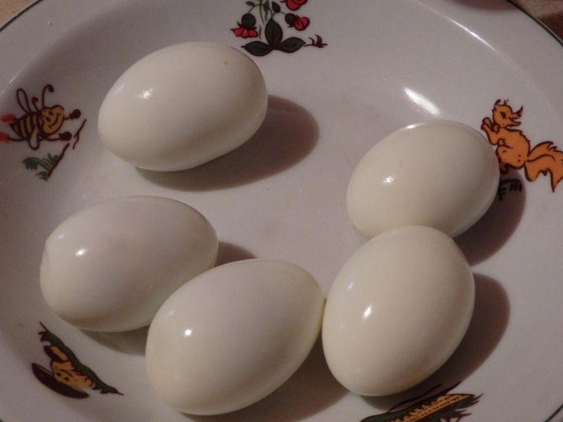 Pasta pieczarkowo-jajeczna