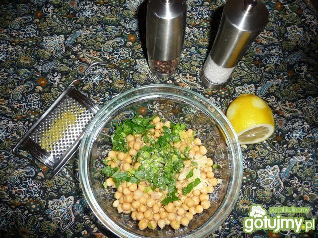 Pasta z cieciorki - humus