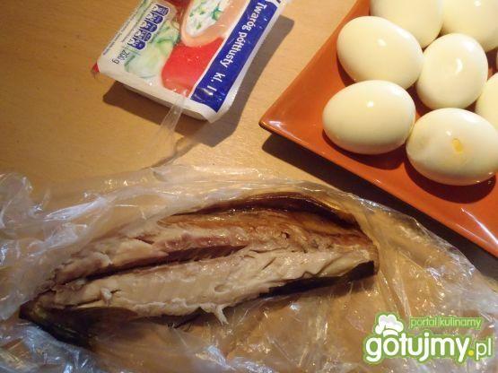 Pasta z makreli i białego sera 5