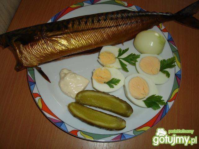 Pasta z makreli wg LIDZI