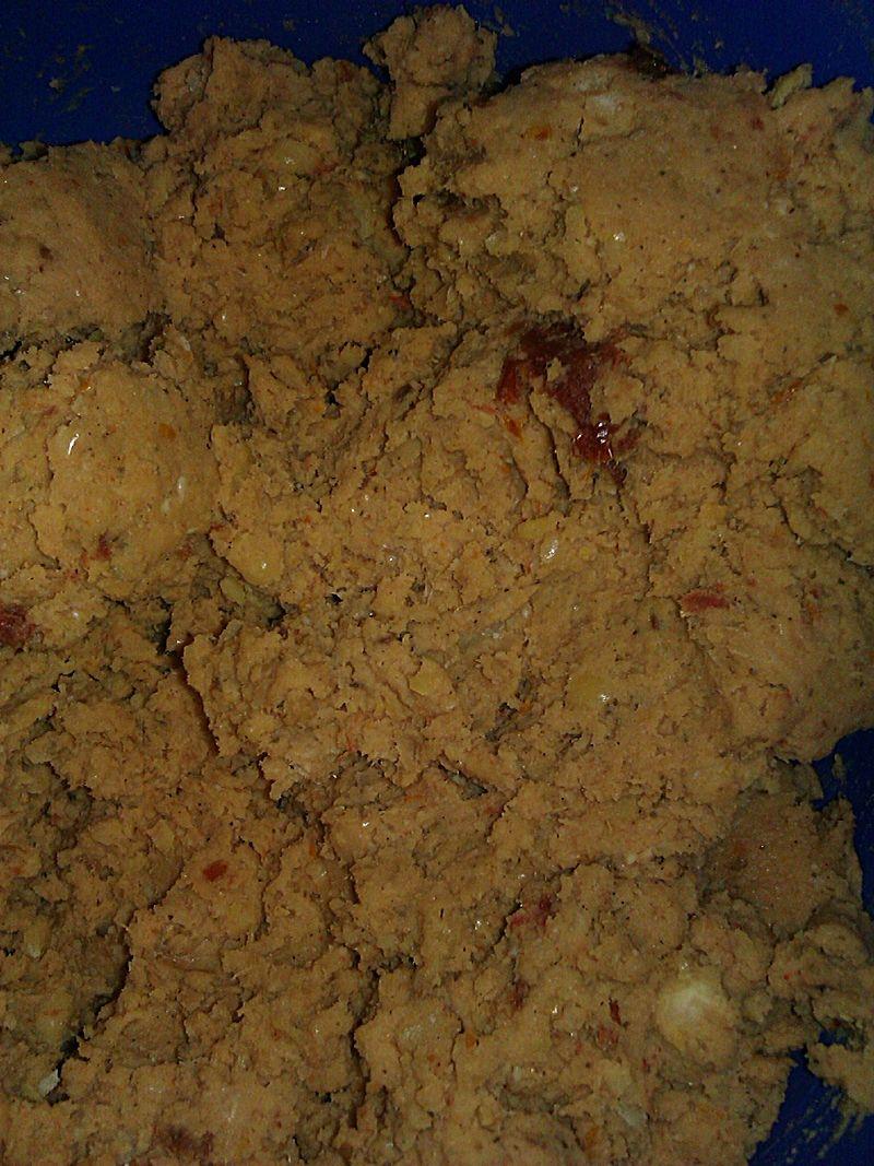 Pasztet z ciecierzycy i suszonych pomidorów