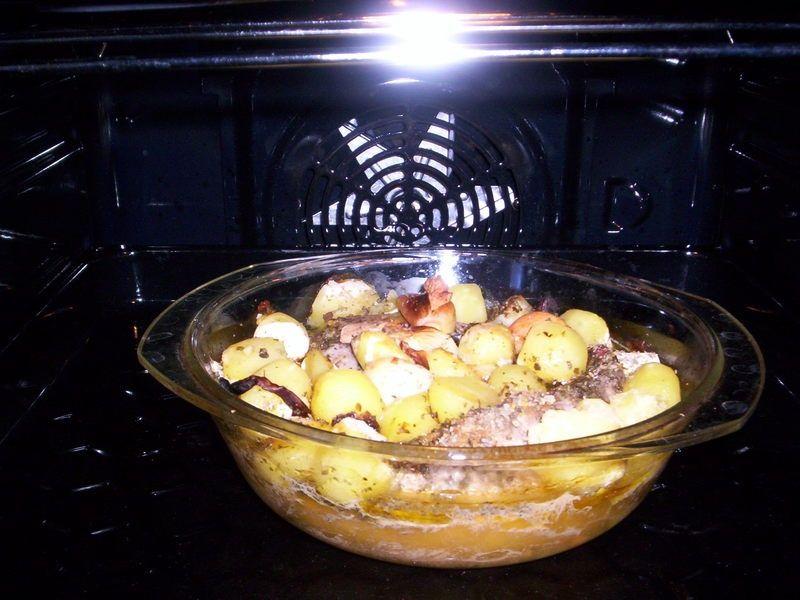 Pieczone polędwiczki do obiadu