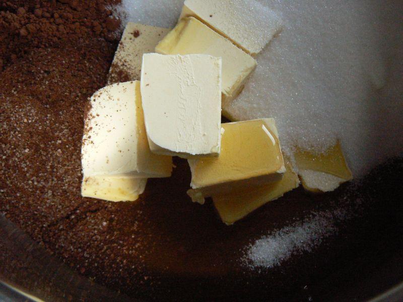 Pierniczki z dodatkiem kakao
