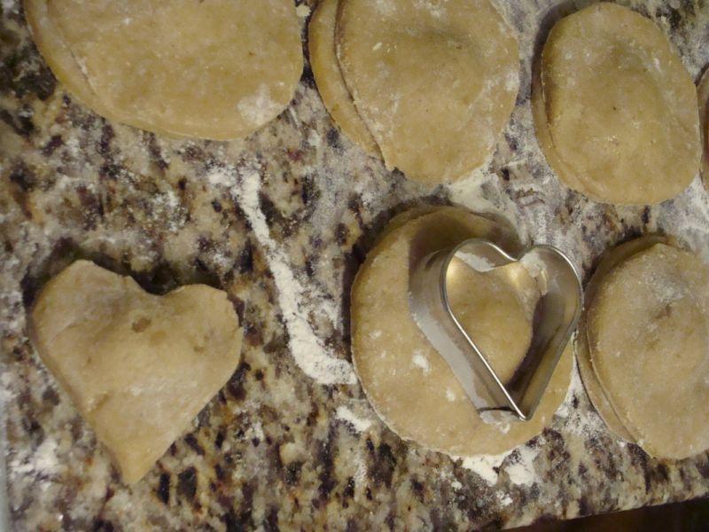 Pierniczki z marmoladą