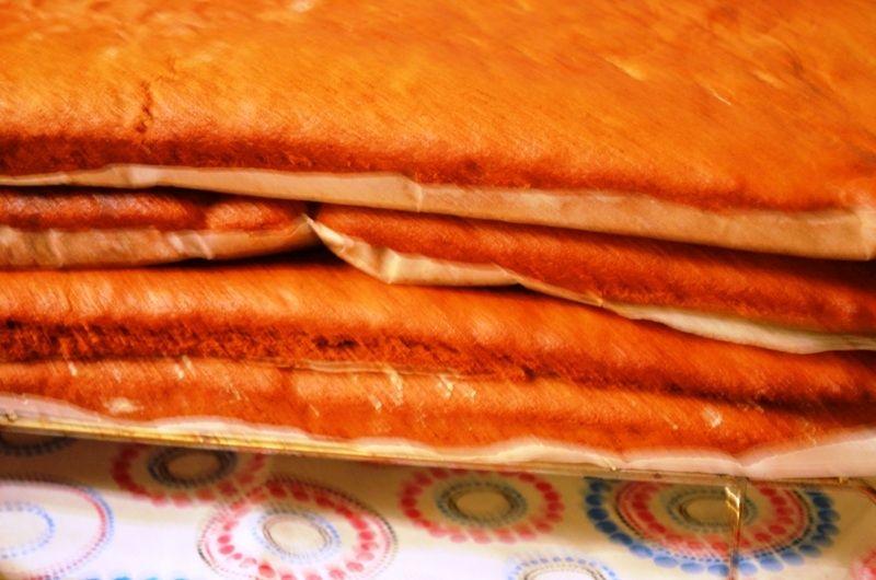 Piernik staropolski z masą grysikową