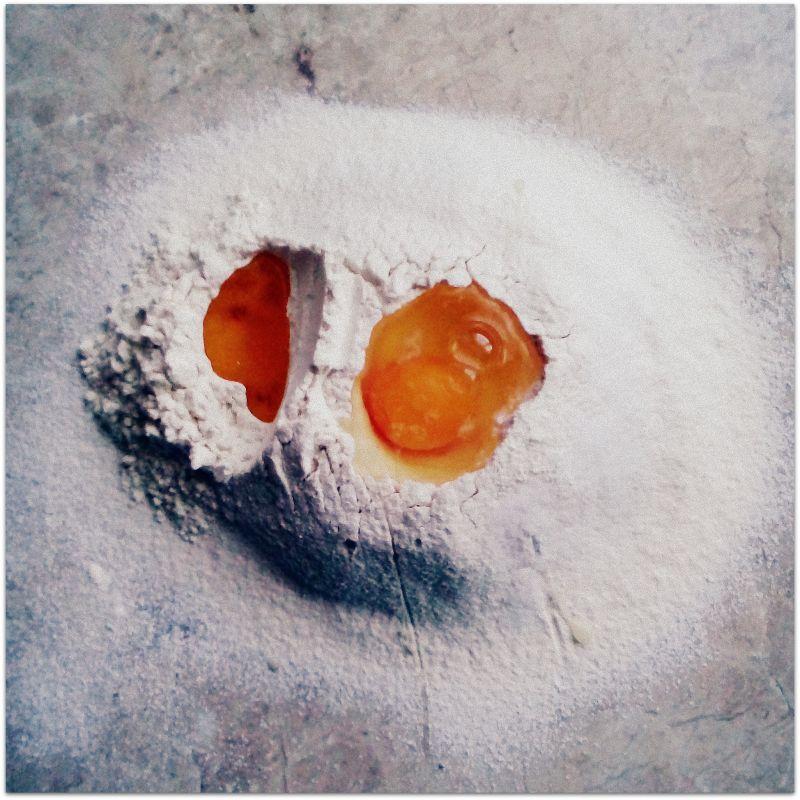 Pierogi z piekarnika z kaszą orkiszową