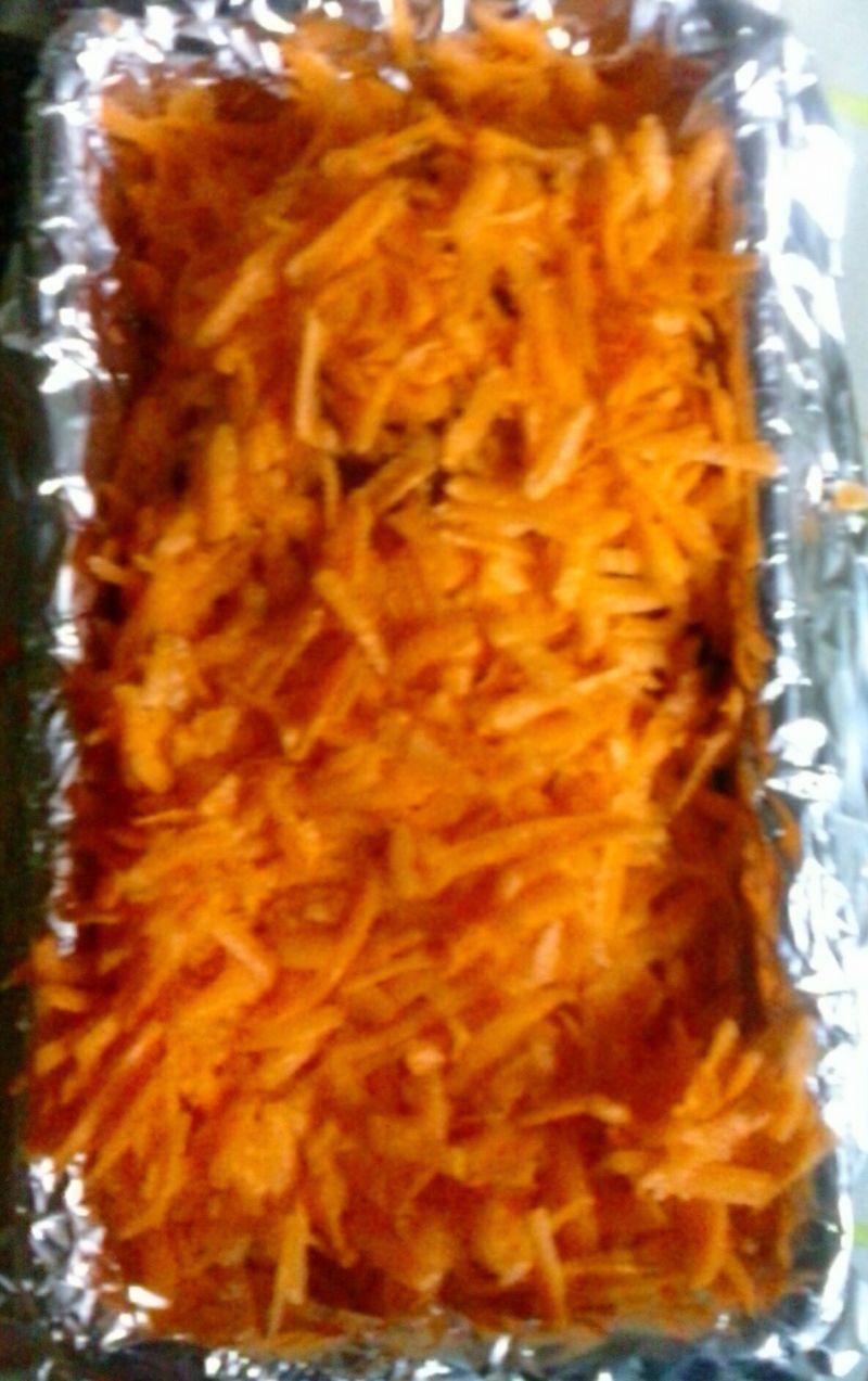 Pierś otulona marchewką