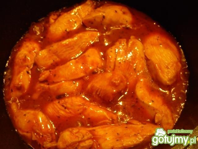 Piersi z kurczaka Bollywood